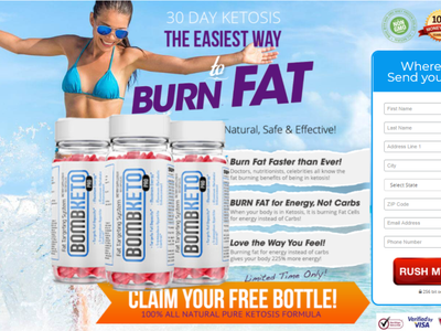 Bomb Keto Pro - Know How It Works For Fat Burn?