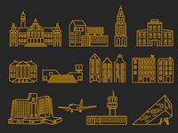 Groningen Icons