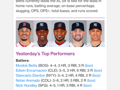 You Betts Believe mookie sports-reference baseball newsletter email