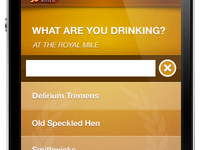 What Are You Drinking?