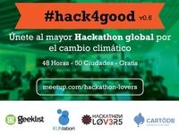 Hack4good Banner