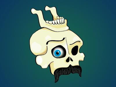 Skull Mandibull