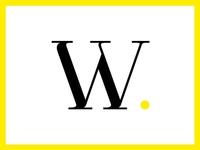 W sofia type w letter typography lettering shop flower nea