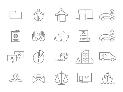 ikonz v4 0 icons outline illustration
