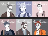 Street Snap 2017——Gina Bester