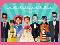NEW CENTURY WEDDING