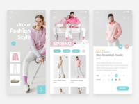 Fashion Ecommerce App