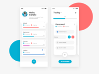 Task Management UI