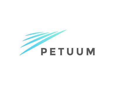 Petuum Logo musical prepetuum lines technology rhythm