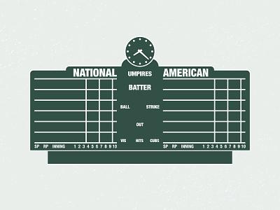 Wrigley clean lines simple baseball wrigley field wrigley