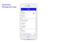 Medication Managment App