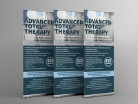 Advanced Total Therapy Print Design