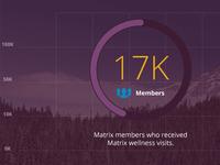 Matrix Web Layout