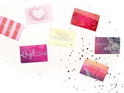 Gift Cards for Victoria's Secret