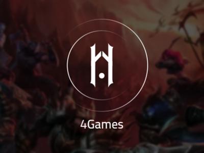 HA 4 games logo
