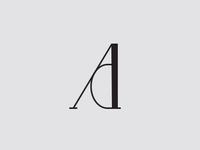 """Ahmed Eldabae"" AD logo"