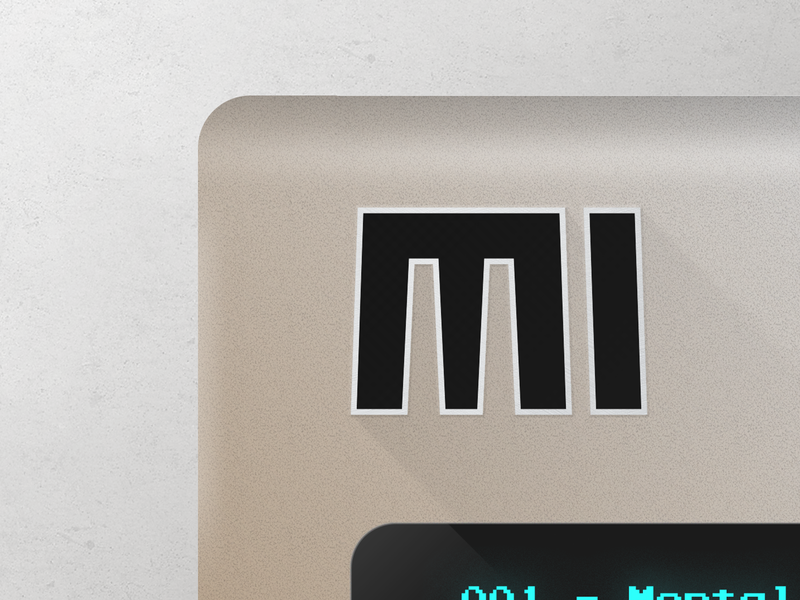 ⬛️Project M.I mi teaser illustration render blender3d blender concept prototype project wip work in progress 3d projectmi