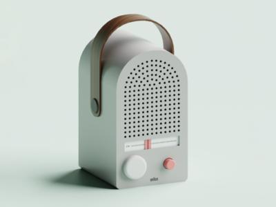 📻 Braun W30 FM-radio