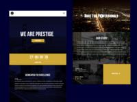 Prestige San Francisco Homepage