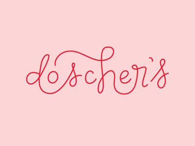 doscher's logo