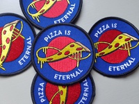 eternal pizza patches