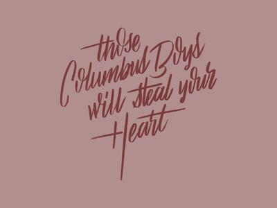 Columbus Boys