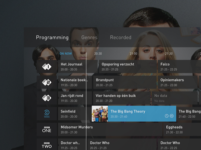 TV Entertainment system