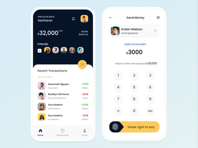 DRIBBBLE   payment app paypal payment app mobile userexperience productdesign icon minimal design branding