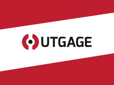 Outgage Logo penetration test penetration testing red team security brand branding logo