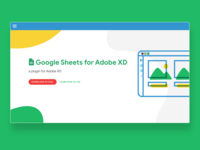 Google Sheets in Adobe XD