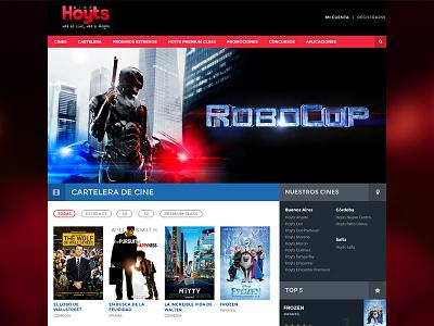 Hoyts Redesign cienema hoyts redesign cine