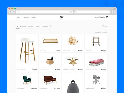 Ocin - WordPress & WooCommerce theme woocommerce store retail ecommerce theme shop wordpress