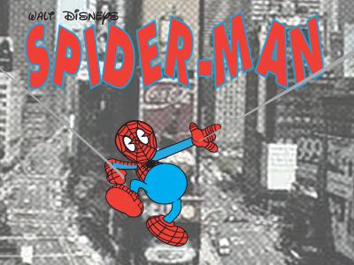 Walt Disney's Spider Man