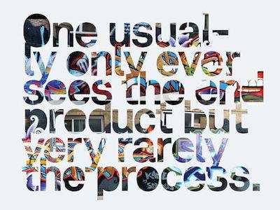 tagMagazine (inside spread) graffiti typography photography editorial toronto
