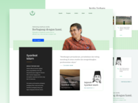 Syarikat Islam - Website Redesign