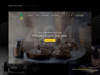 Warung Laota Website - 404 Page