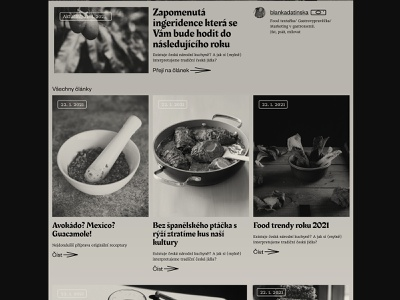 Foodiversity_blog figma minimal typedesign typogaphy uidesign ui  ux ui website webdesign product design productdesign product page
