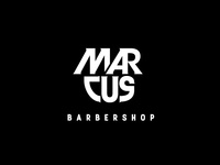 Barbershop logotype | lettering