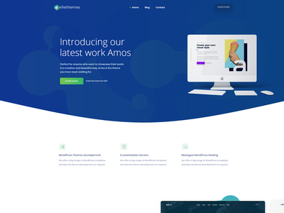 Web Site Design flat web development agency web design