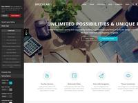 Specular - Online Template Builder UI