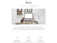 Specular - Minimal Agency & Freelance