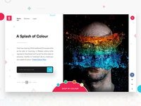 Splash Colour