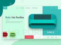 Hola Air Purifier