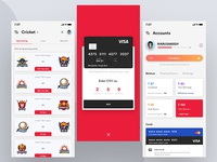 Dream 11 App Redesign