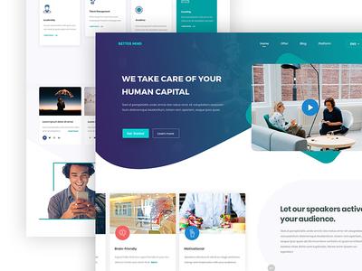 Better Mind Website