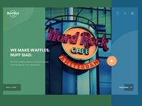 Hard Rock Cafe Redesign