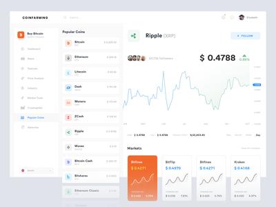 Blockchain Dashboard