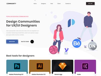 Popular Design Communities