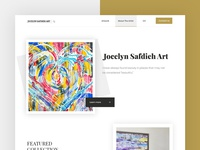 Artwork Website