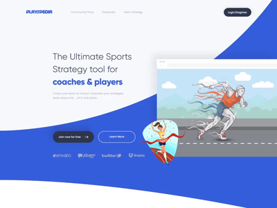 Playspedia Website modern gradients interface creative mobile concept design uiux web design typography product design print illustration branding adobe illustrator adobe xd website trending abstract colorful animation